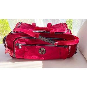 Kipling Large Multi-Zip Travel Duffel Bag